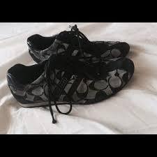 Are Coach Shoes Comfortable Women U0027s Pink Coach Tennis Shoes On Poshmark