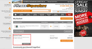 fitness superstore voucher codes october 2017 get 40 storewide