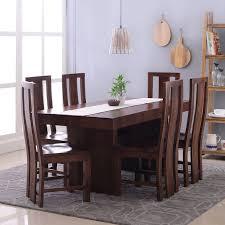 jordan capra 6 seater dining table set thearmchair