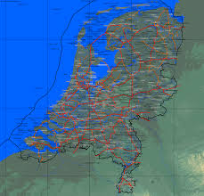 Map Of Netherlands Country Maps Netherlands