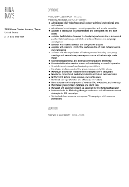 talent agent assistant resume 869458788540 can a resume be two