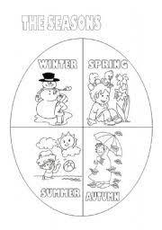 seasons worksheet by miri 920