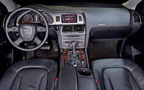 2007 audi q7 quattro 2007 audi q7 4 2 fsi quattro road test review motor trend