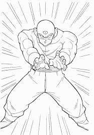 dragon ball characters coloring pages sketch coloring