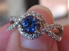 benitoite engagement ring ottoman inspired benitoite engagement ring in platinum my work