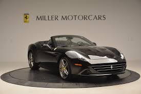 ferrari california 2016 2016 ferrari california t stock 4425 for sale near greenwich ct