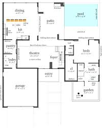 Floor Plans For 1500 Sq Ft Homes 100 House Plans Open Floor Plan 3bedroom 2 Bath Open Floor