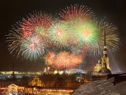 new year st fireworks and palaces new years in st petersburg