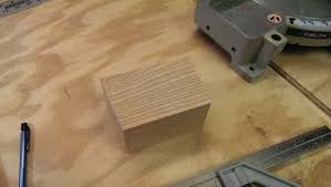 Miter Saw For Laminate Flooring Making A Laminated Wooden Mallet Did It Myself