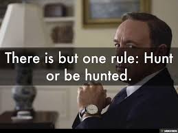 one rule there is but one rule