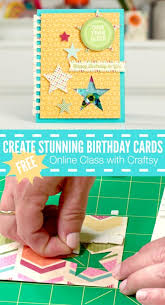create stunning birthday cards with craftsy a night owl blog