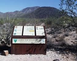 Table Top Mountain by Table Top Trail U2022 Hiking U2022 Arizona U2022 Hikearizona Com