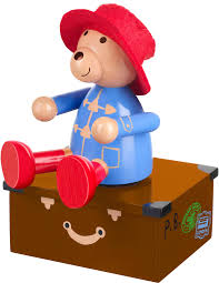 buy orange tree toys paddington bear music box baby
