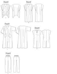 jumpsuit stitching pattern sewing patterns for kaftans image collections coloring pages adult