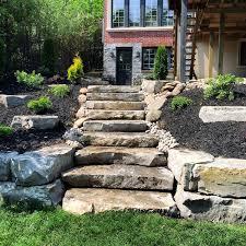 gartentreppe selber bauen 47 gestaltungsideen und tipps - Garten Treppe