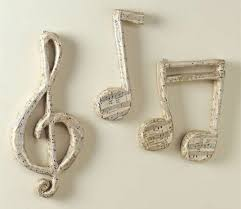 Music Note Home Decor 170 Best Mélodie Images On Pinterest Music Music Notes And