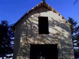 Gambrel Roof Barn Gambrel Barn Designs And Plans