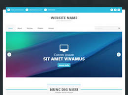 Free Template Html by Rs Html 113 Free Website Template Free Css Templates Free Css