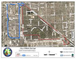 Miami Dade College Map by Annexation Fact Sheet City Of Miami Springs Florida Official Website