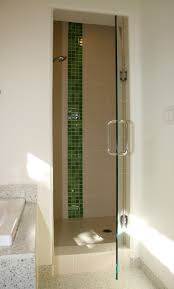Glass Tile Ideas For Small Bathrooms Magnificent Glass Tile For Bathrooms Ideas With Images About Small