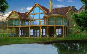 small lake home floor plans lake house plans specializing in lake home floor plans with regard