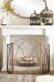 15 mantel decor ideas for above your fireplace overstock com