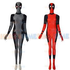 Deadpool Halloween Costume Cheap Halloween Costumes Women Deadpool Aliexpress