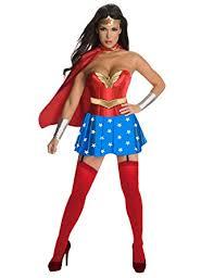 Amazon Prime Halloween Costumes Amazon Dc Comics Secret Wishes Woman Corset Costume