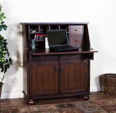 Oak Laptop Desk Designs 2939do Drop Leaf Laptop Desk In Oak And Rustic