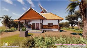 traditional kerala house details style house 3d models