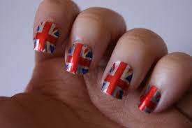 British Flag Nails Flying The Flag The Sunday