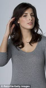 when a guys tuck hair behind ears means why you mustn t trust a word this woman says and other body