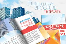 indesign brochure template v2 by templatepickup tedxuws