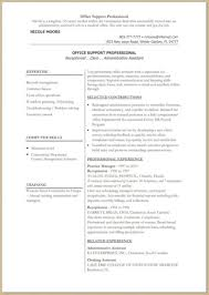 Resume Templates Microsoft Word 2017 by Resume Templates Microsoft Word 2007 Resume Examples 2017