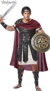 Spartan 300 Halloween Costume Roman Gladiator Costume Mens Roman Costume Gladiator Halloween