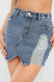 light wash denim skirt runaway jean skirt light wash denim lola shoetique
