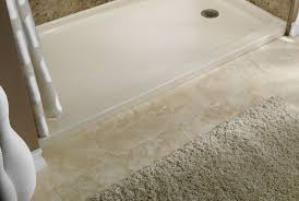 Ez Shower Pan by Replacement Shower Bases Oakland Shower Systems Concord Ez