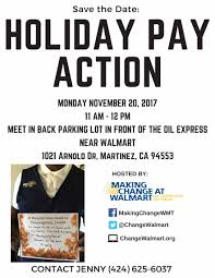 labor union members to protest monday at martinez walmart for