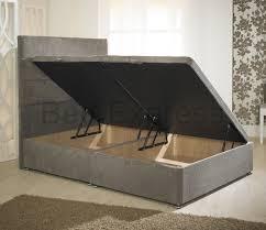 Ottoman Storage Bed Double by Ottoman Divan Storage Bed Single Double King Size Super King Size