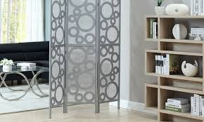 Folding Room Divider by Monarch Folding Room Divider Groupon Goods