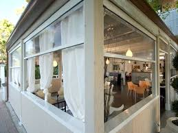 vetrate verande tende in pvc per verande avec chiusure esterni vetro e vetrate
