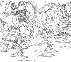 free coloring page of the rainforest printable rainforest coloring pages coloring page ideas