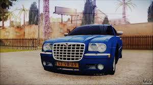 chrysler 300c 300c for gta san andreas