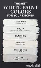 best valspar white paint for kitchen cabinets 6 white paint colors for kitchens white paint