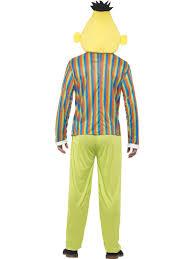 sesame street halloween costumes adults sesame street bert costume 38353 fancy dress ball