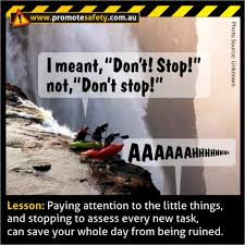 Health And Safety Meme - funny safety meme don t stop safety pinterest safety