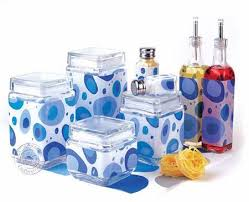 Glass Canister Sets For Kitchen by Kitchen Glassware Glass Canister Set Kitchen Glassware Glass