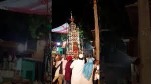 basni bazar darjipur varanasi nagina tajiyaa 30 09 2017 youtube
