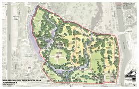 City Map Of New Orleans by What U0027s Next For New Orleans City Park Soccer Fields Nature