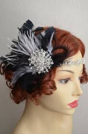 how to make a 1920s hairpiece diy fascinator diy headband gatsby inspired how to make a 1920s